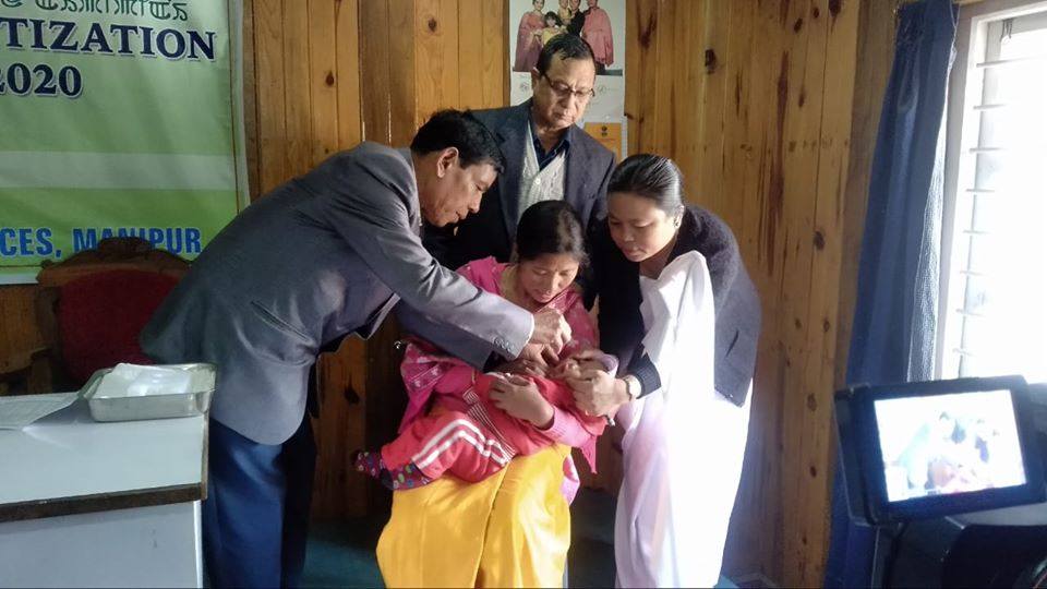 First phase of Intensified Pulse Polio Immunization kicks off, targets to cover 3,14,286 kids