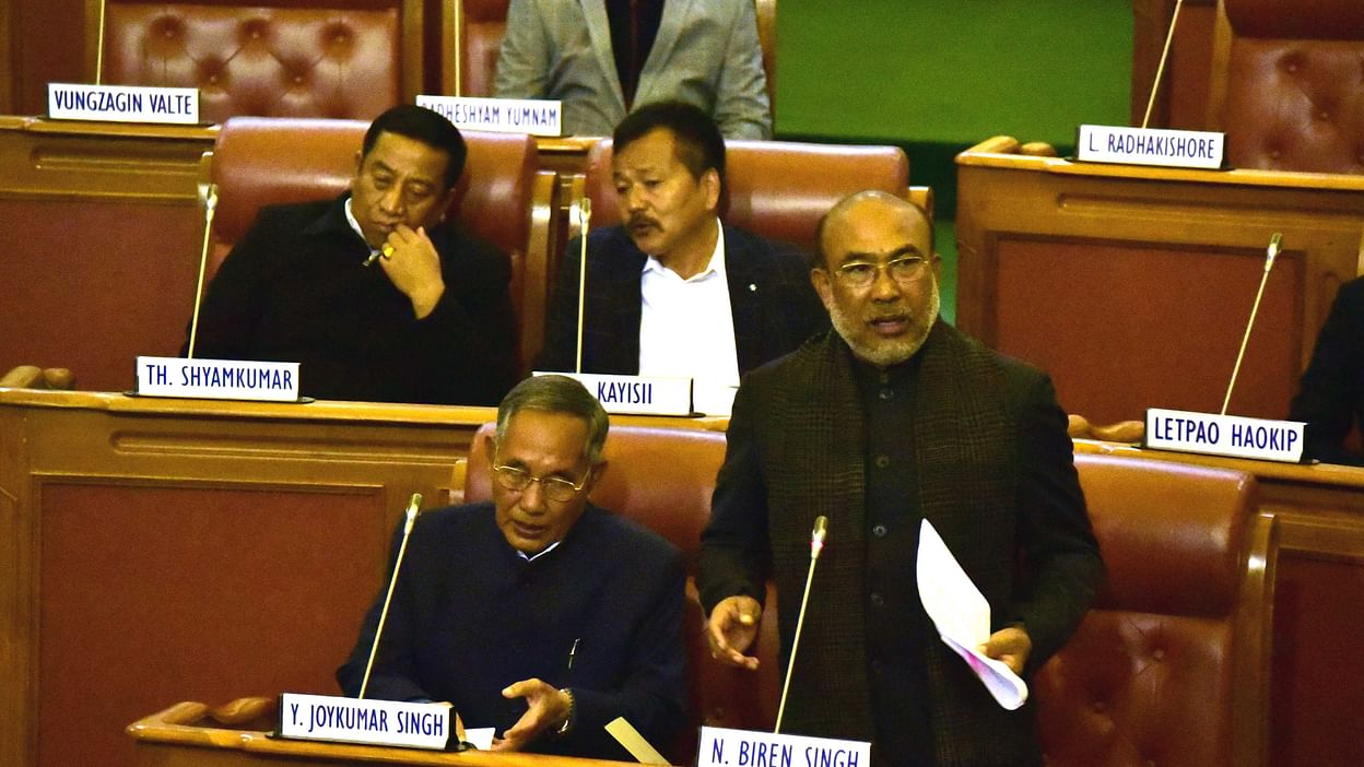 House passes six demands for grant amounting to Rs. 4486,19,72,000