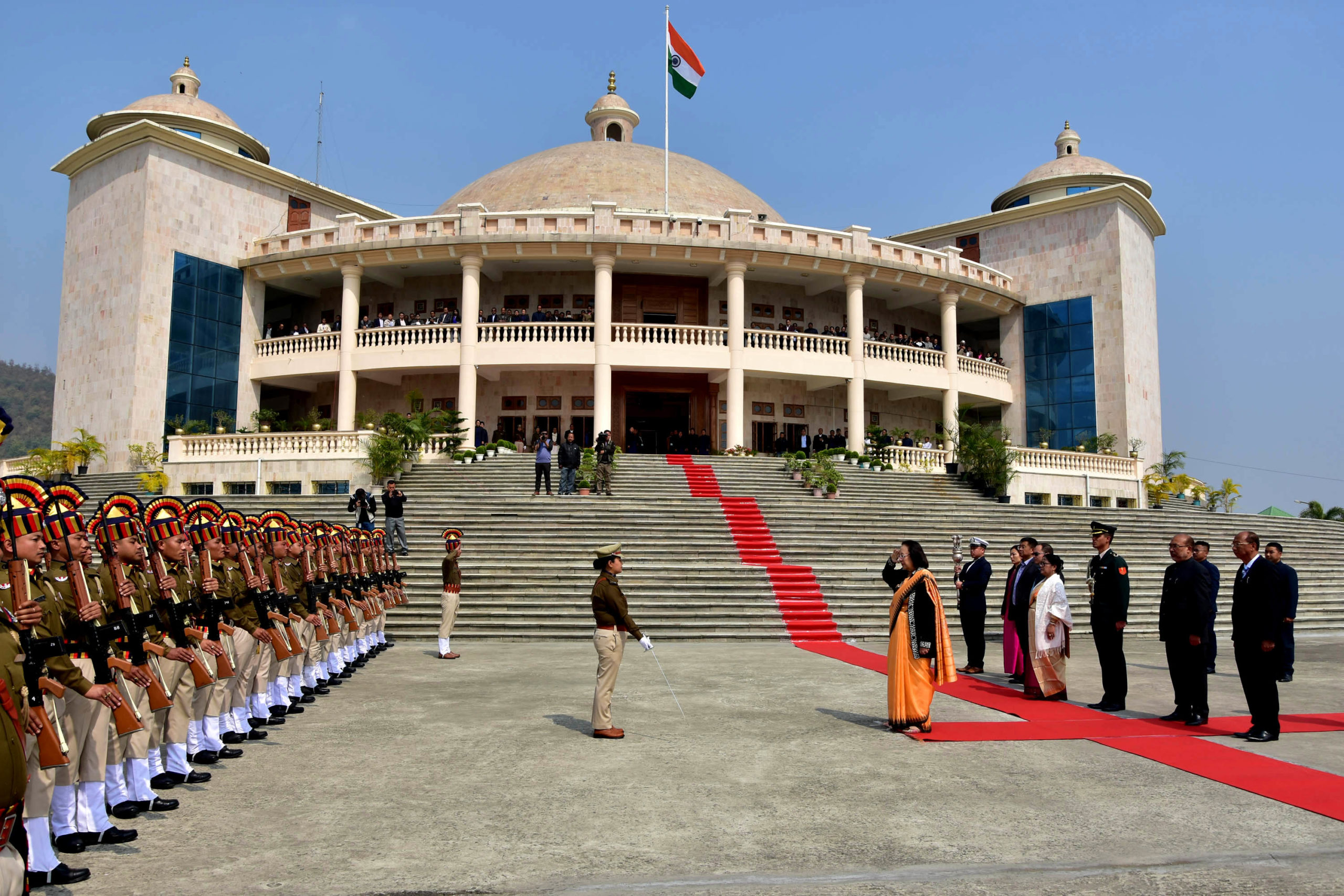 Tenth Session of 11th Manipur Legislative Assembly Commences