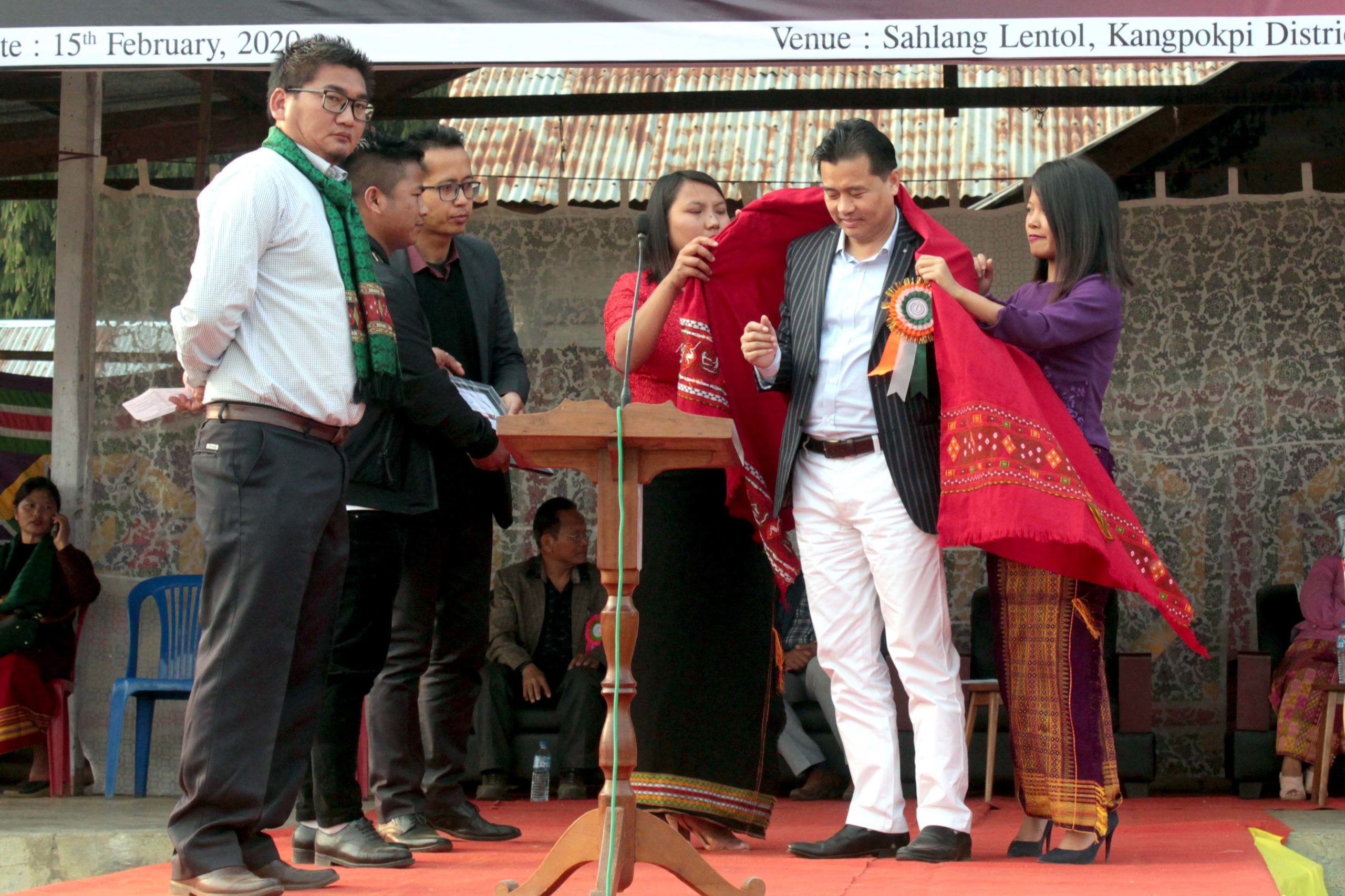 Youths are the potential for change: Minister Biswajit