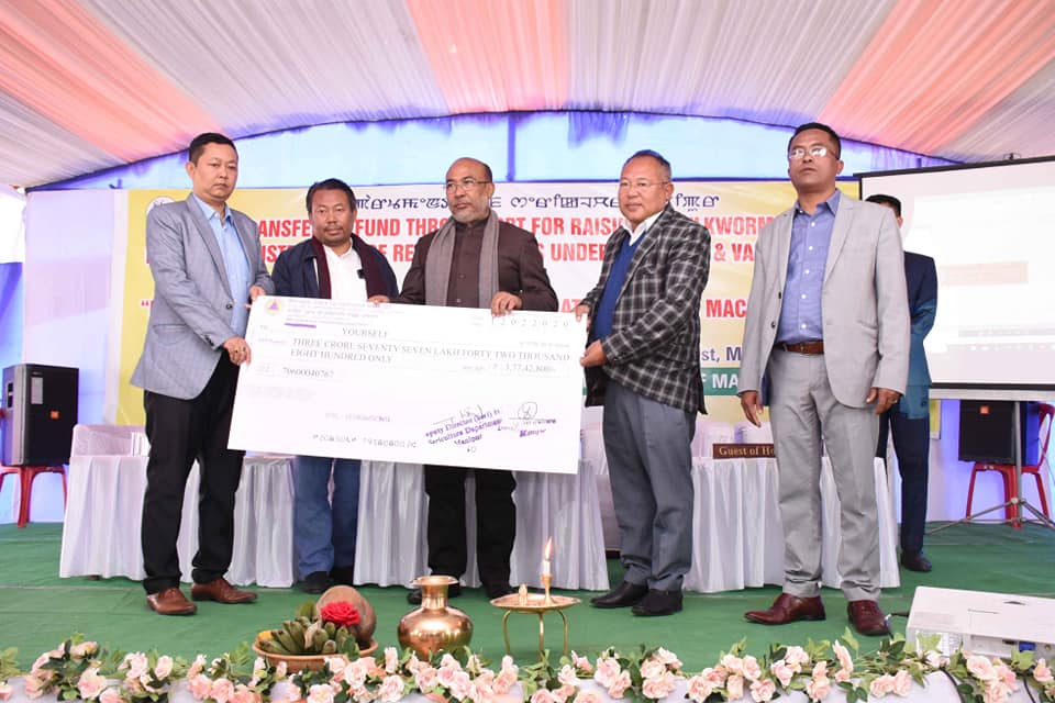 CM distributes over Rs. 11 crore to 1300 beneficiaries