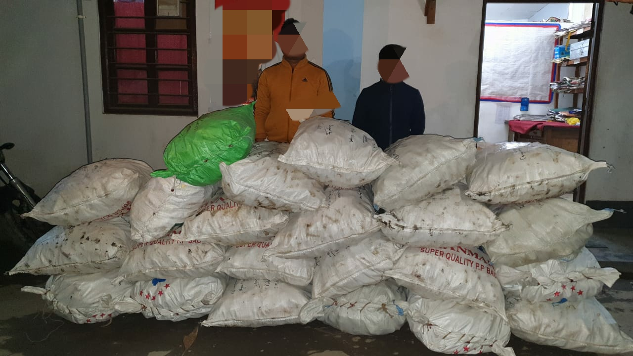 Over 7,000 bottles of contraband cough syrup seized