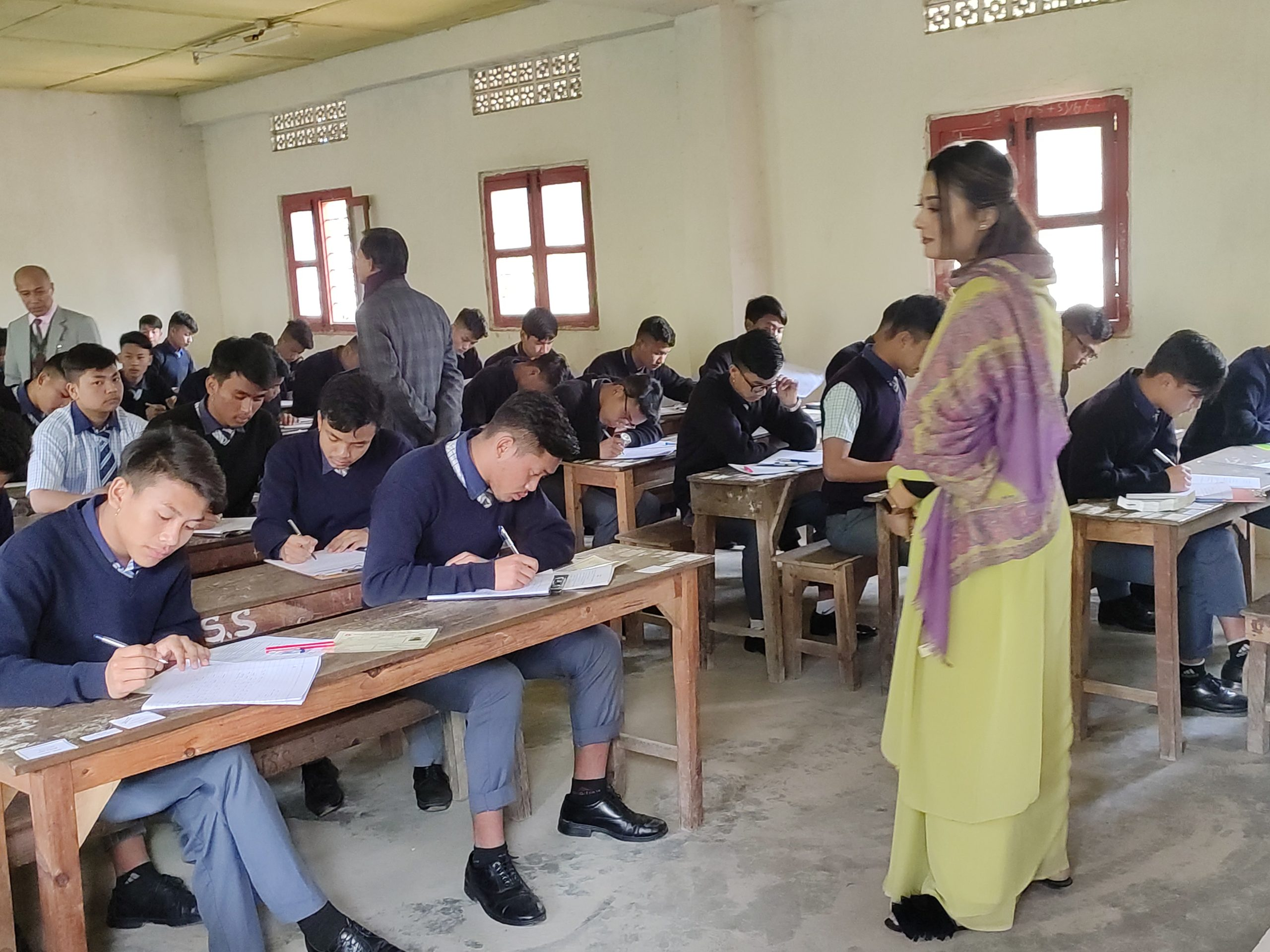 HSLC Exam begins, eight expelled for impersonation