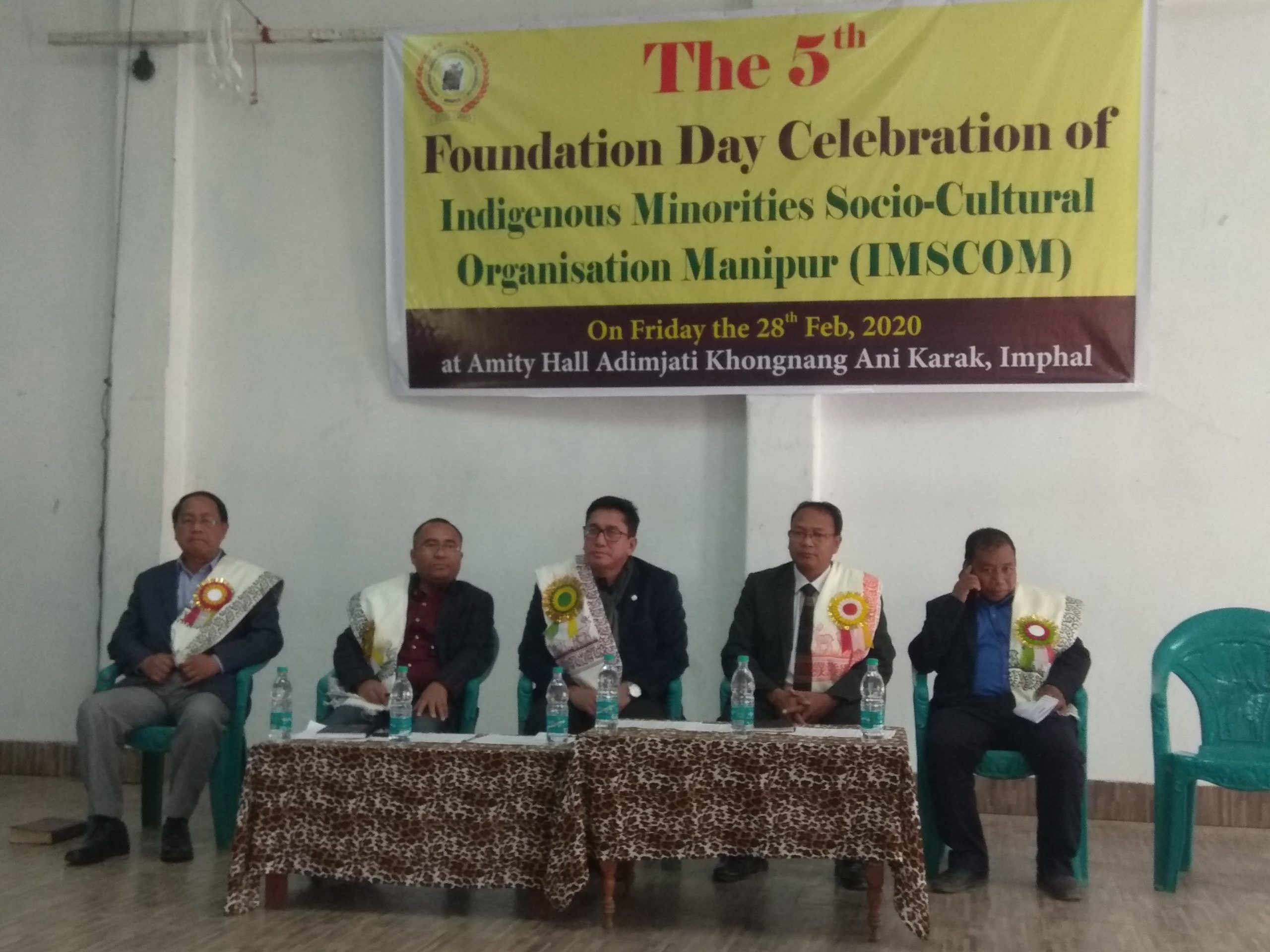 5th Foundation Day of IMSCOM held