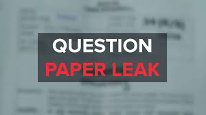 COHSEM Class XI Exam Question Papers Leaked Culprit Arrested