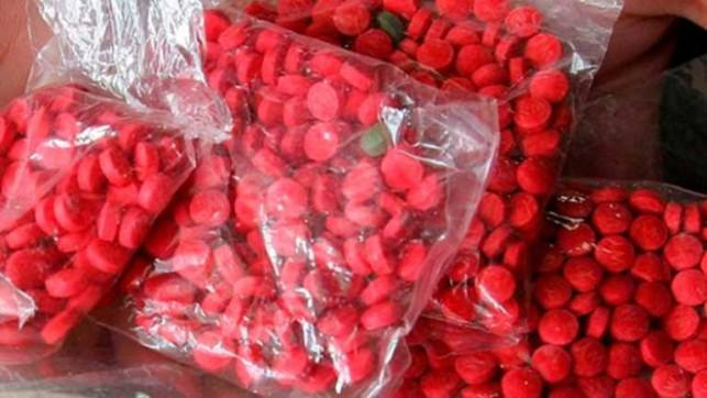 AR personnel arrested with WY tablets worth Rs 2 crore