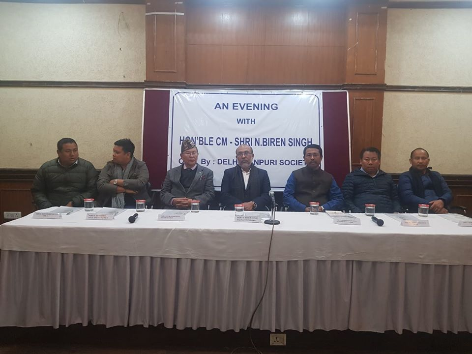 BJP has done more for Manipur in 2 years than previous govt: Biren