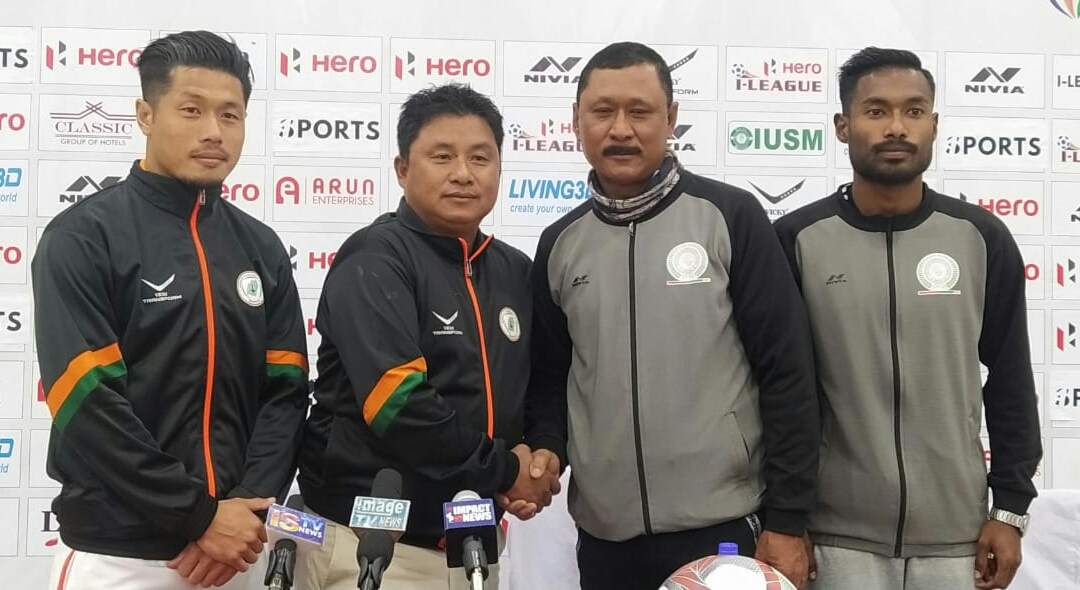 Hero I-League 2020 Imphal Derby: NEROCA FC seek to salvage pride in rematch against TRAU FC