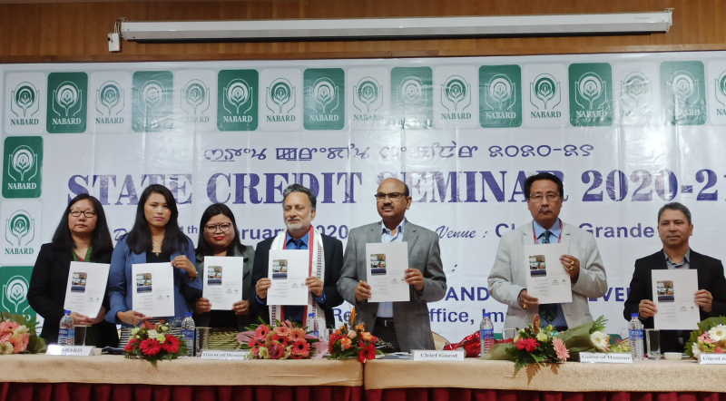 NABARD holds annual state credit seminar