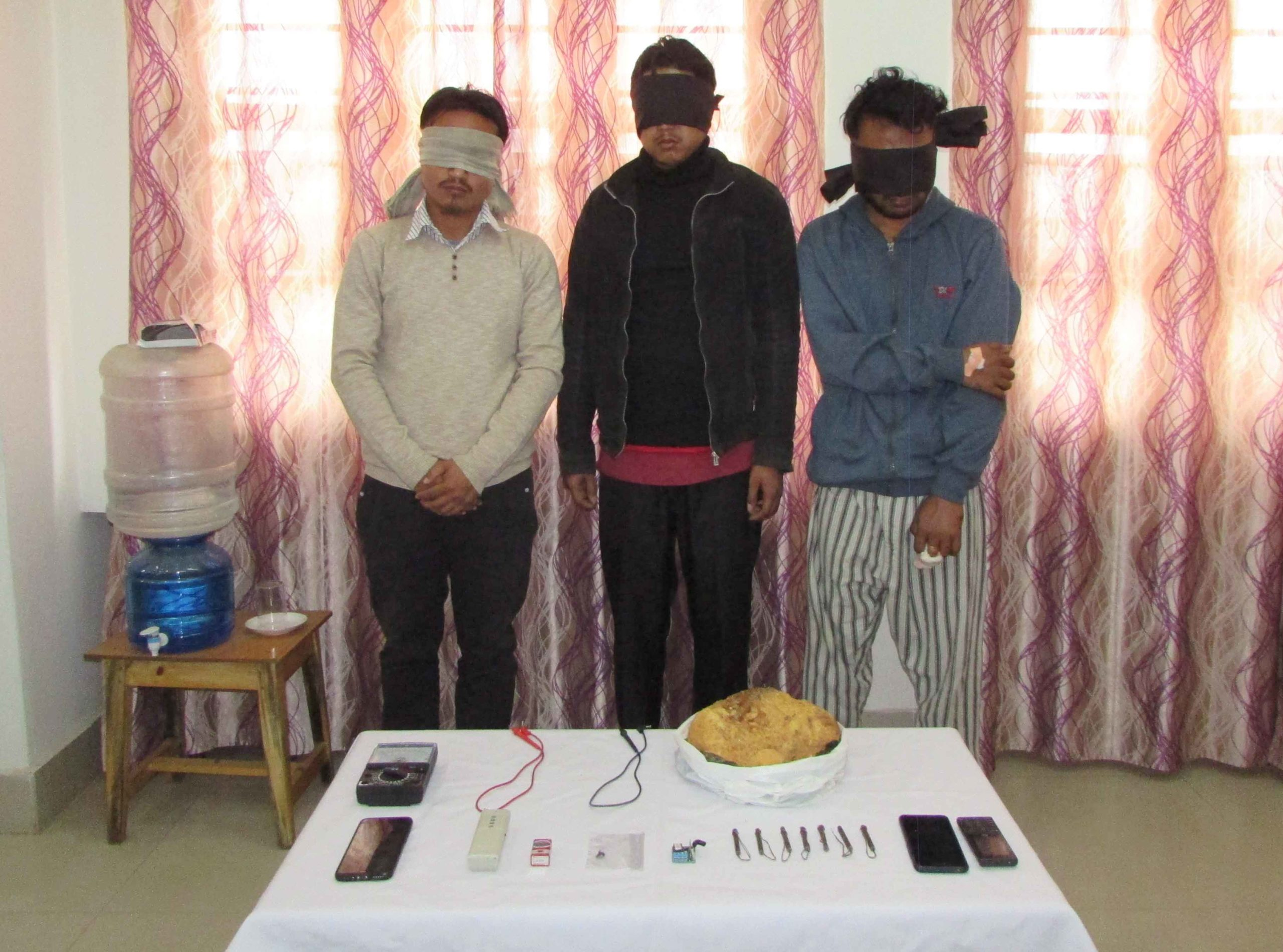 Attack on BSF Post: Police arrest 3 main accused including leader of student org.