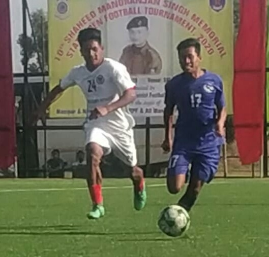 10th Shaheed Manoranjan Football Tournament-2020