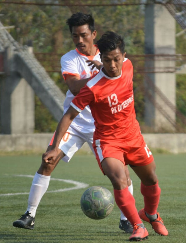 NISA win to retain league table, AIM thrash AFC Thoubal 7-2