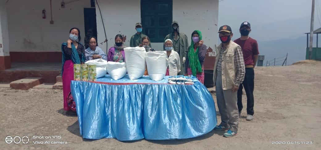AR extends humanitarian assistance to Veer Naris and Ex-Servicemen