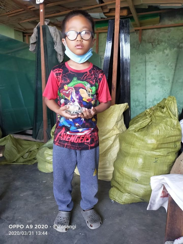 7-year old Mizo boy donates entire saving of Rs 333 for fight against COVID-19