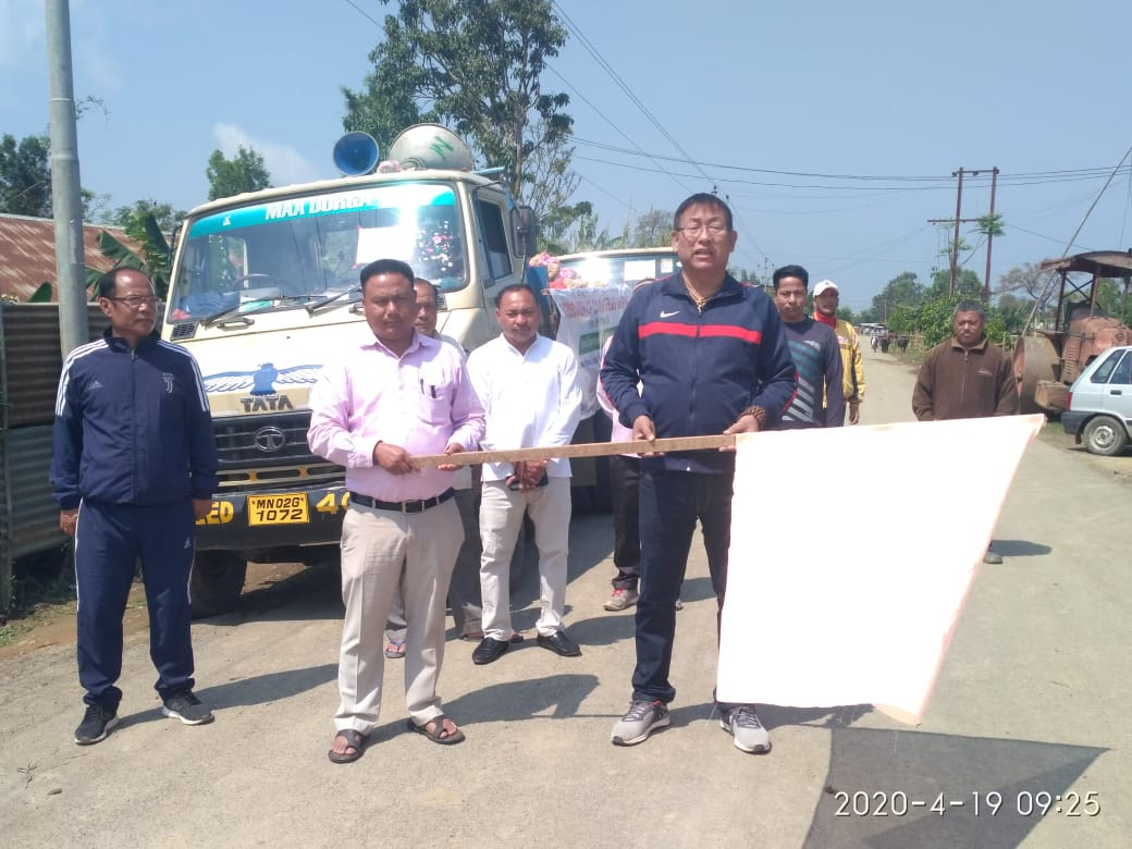 NGOs take part in fight against COVID-19 in Manipur