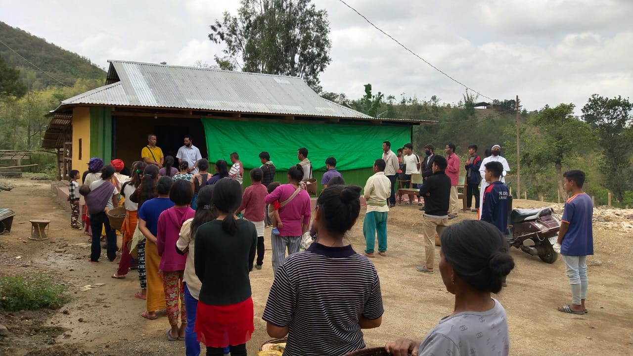 Catholic Church reaches out with relief aid