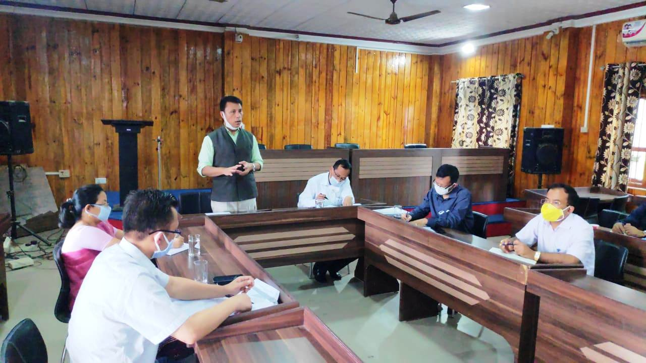 Feasibility of re-opening of schools in post COVID-19 discussed