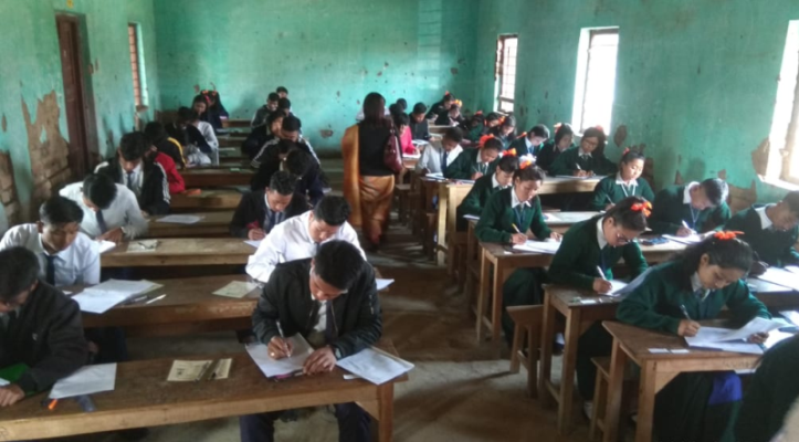 69 Government Schools, 17 Govt-Aided Schools drew blank in HSLC Exam, 2020
