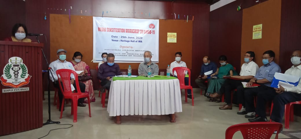 Sensitisation workshop on COVID-19 held