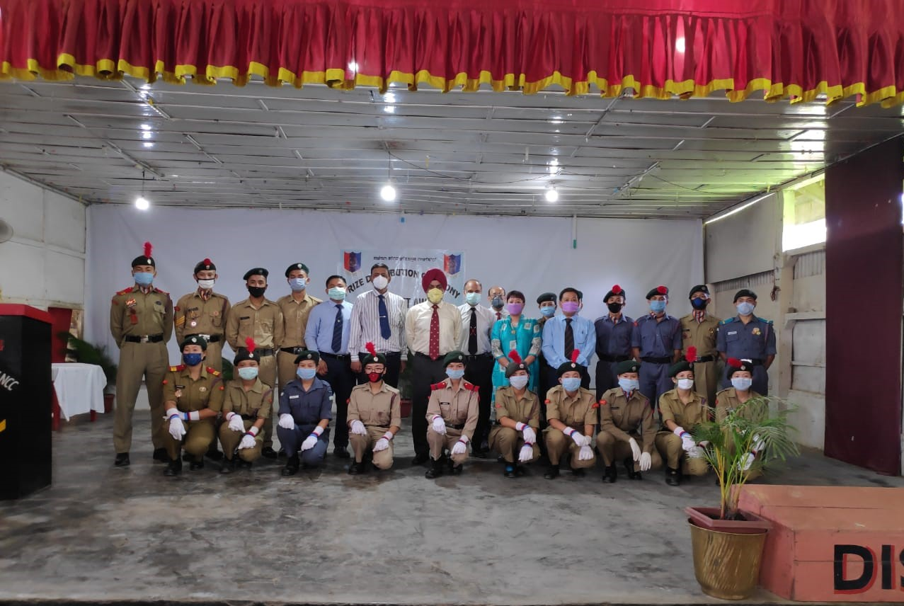 NCC conducts annual prize distribution ceremony