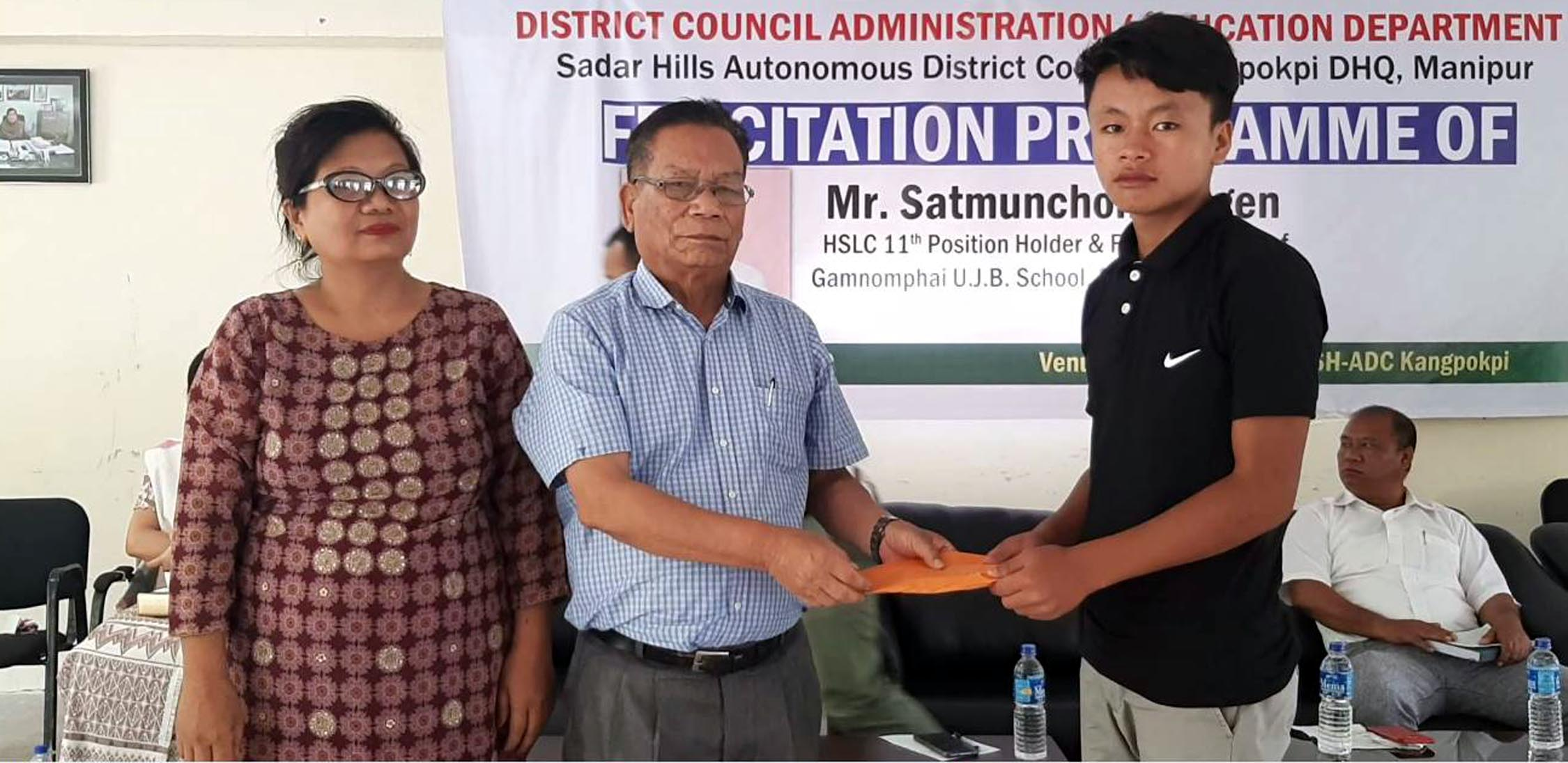 District Council schools are no less than others: ADC-SH Councilors