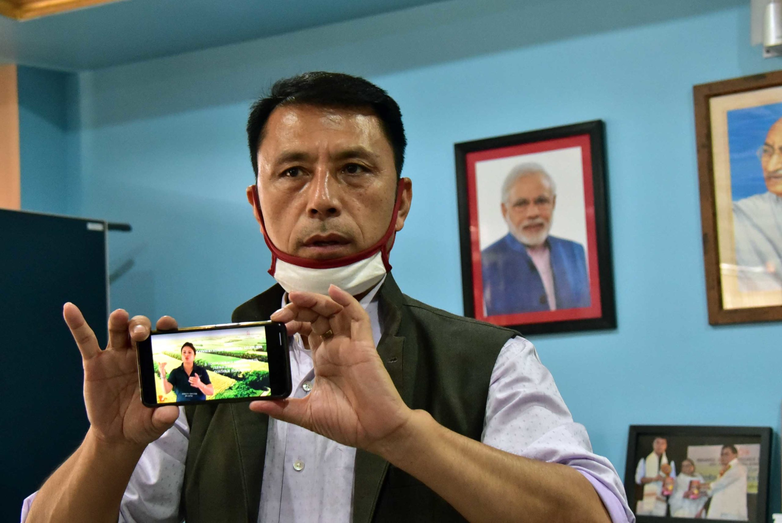 Education Minister launches Manipur's first educational channel 'LAIRIK' on JioTV