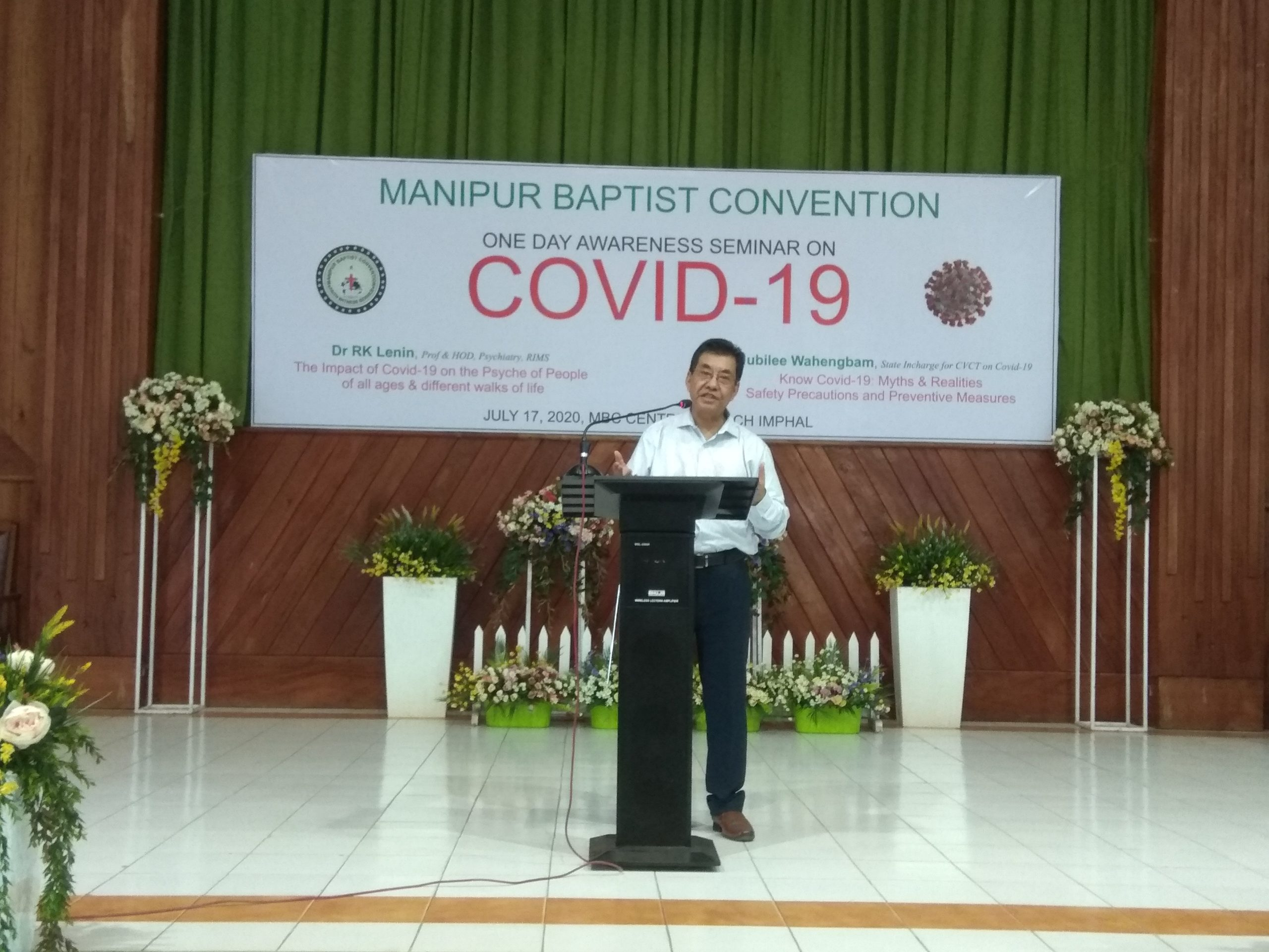 MBC organizes one-day awareness camp on COVID-19