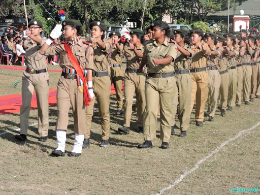 Additional 1720 NCC girl cadets vacancies released for NCC Group Imphal