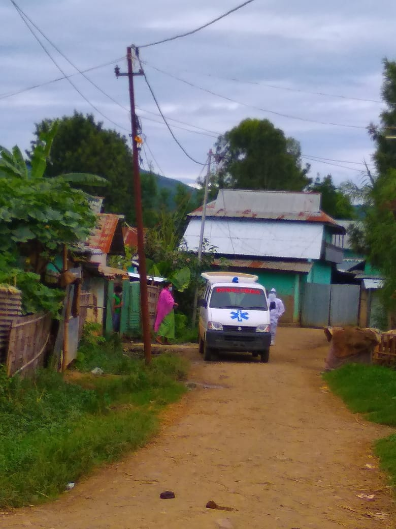 12 more contacts of volunteers test positive in Thoubal; wife of infected CRPF man tests positive too