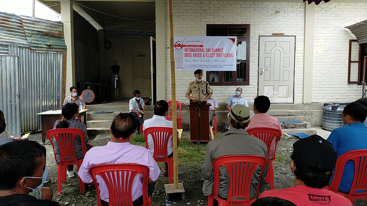 Int'l Day Against Drug Abuse and Illicit Trafficking observed in Ccpur
