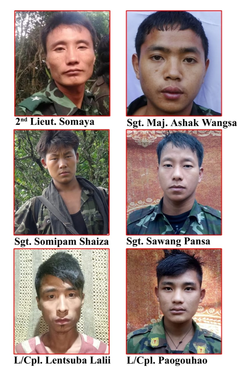 UCM terms Killing of two NSCN-IM cadres from Manipur unfortunate