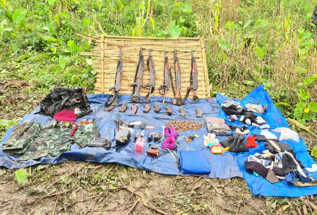 Security forces neutralize six NSCN (IM) cadres in Arunachal