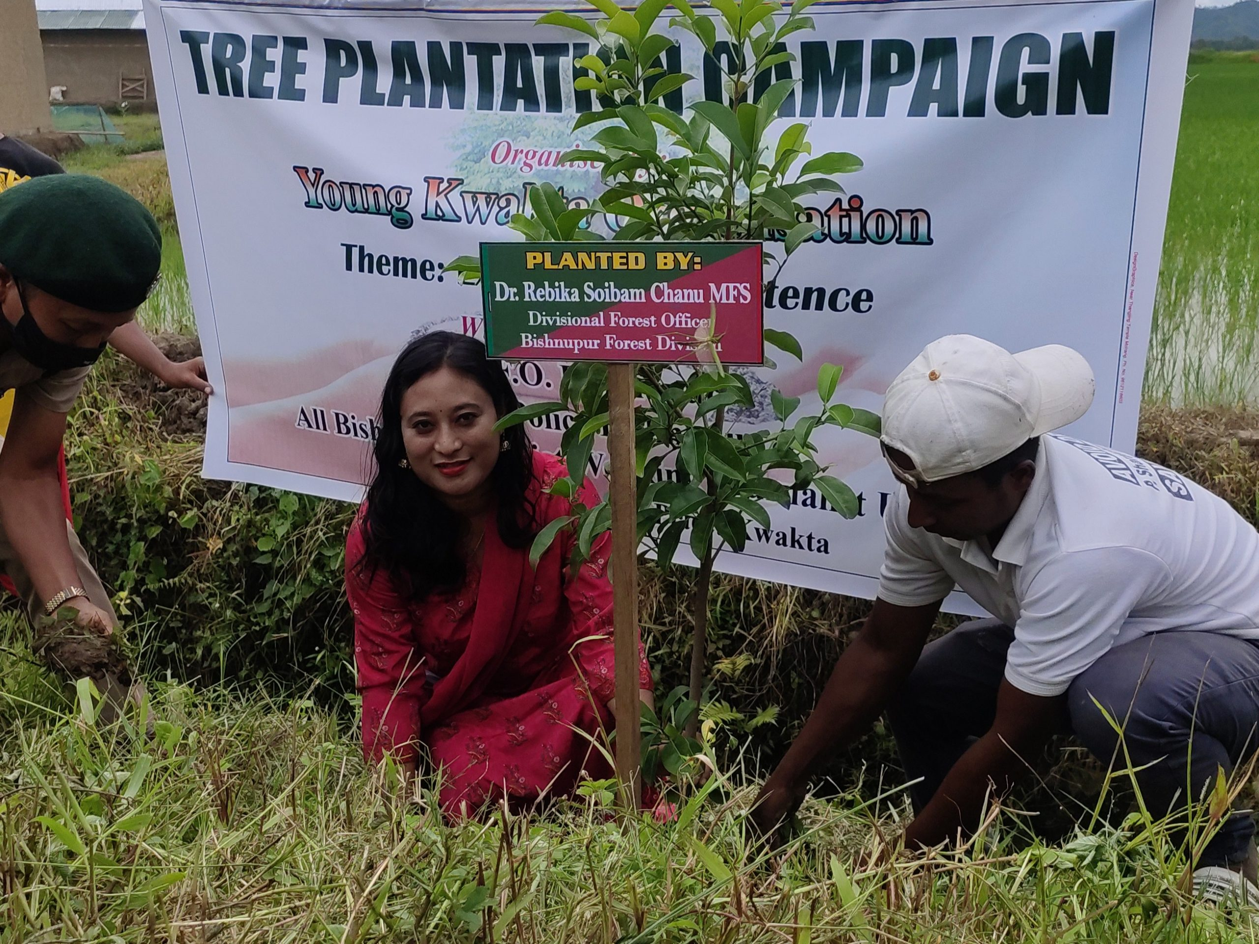 Campaign on Tree plantation held