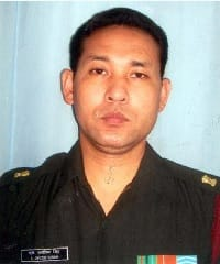 Honour for (L) Major Laishram Jyotin Singh, sports medicine complex in Imphal to be named after the martyr