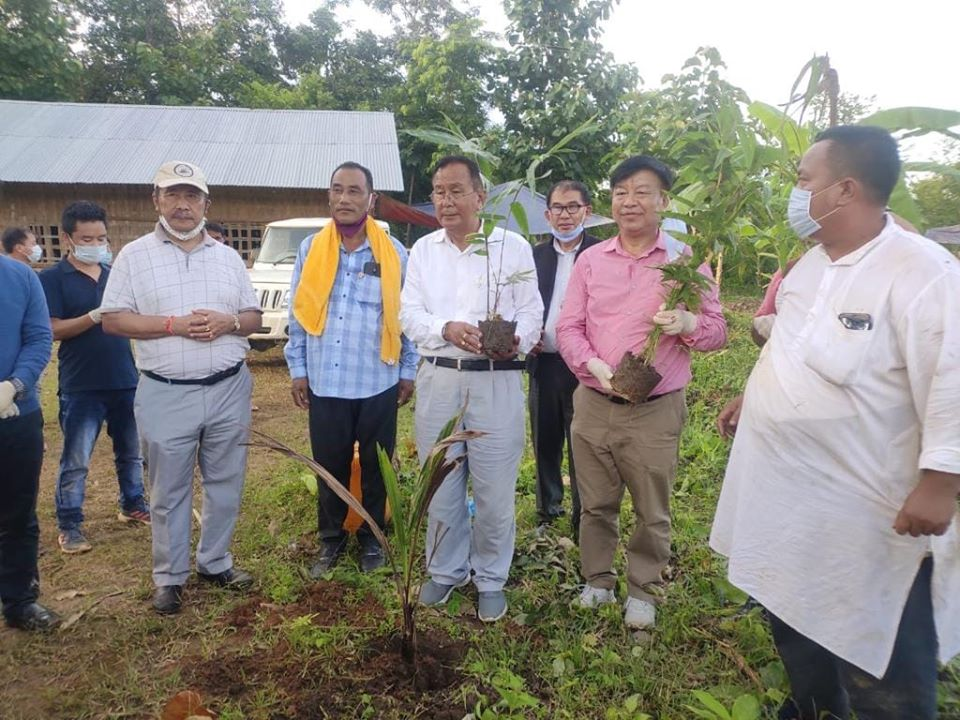 All weather road for border areas must for economic activity of the areas: MP Rk. Ranjan