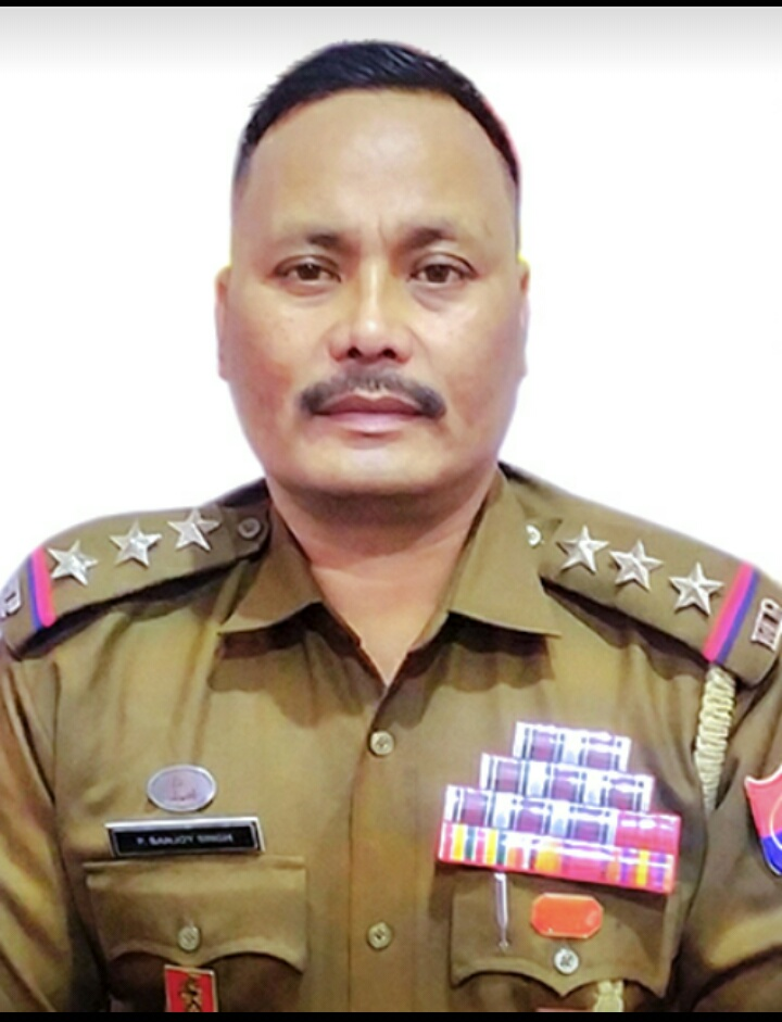 President's Police Medal for seven officers and personnel from Manipur Police