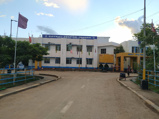 Thoubal District Hospital to function normally within a short time: MS