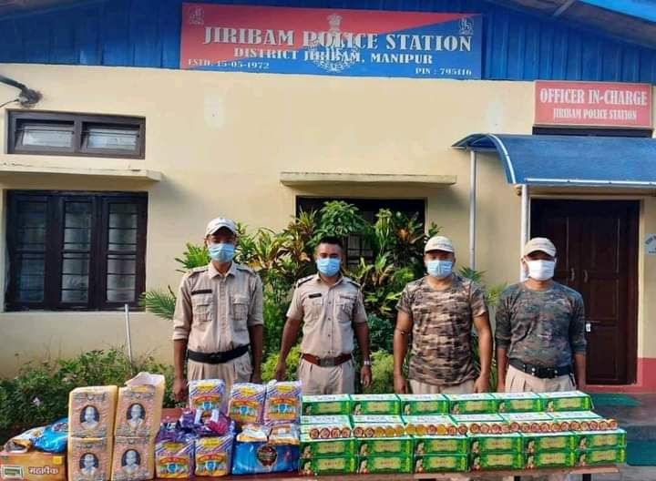Banned tobacco products seized