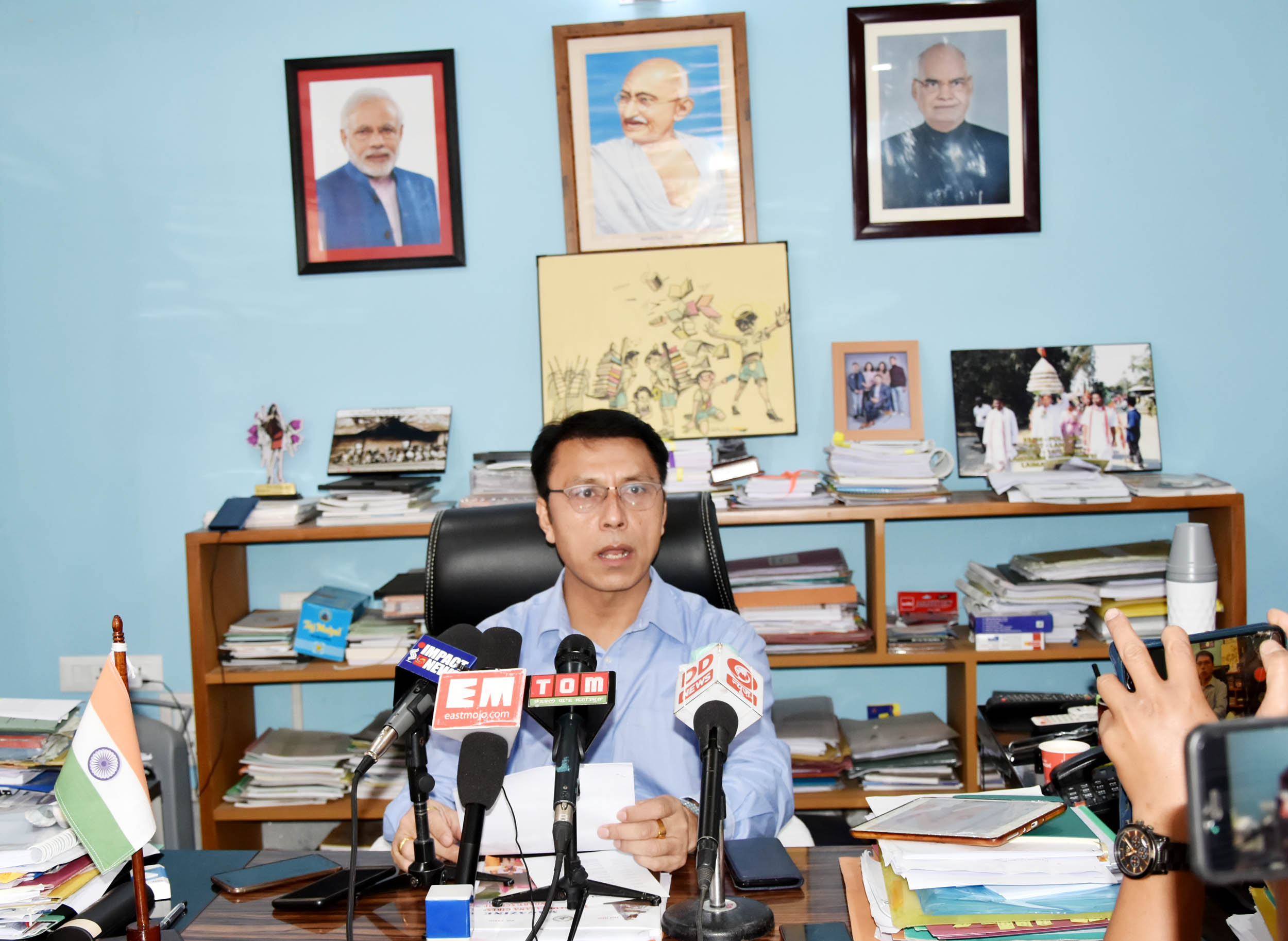 State govt yet to finalise decision on reopening of schools: Education Minister