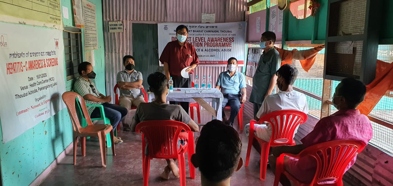 Awareness and GD on alcohol and drug abuse held