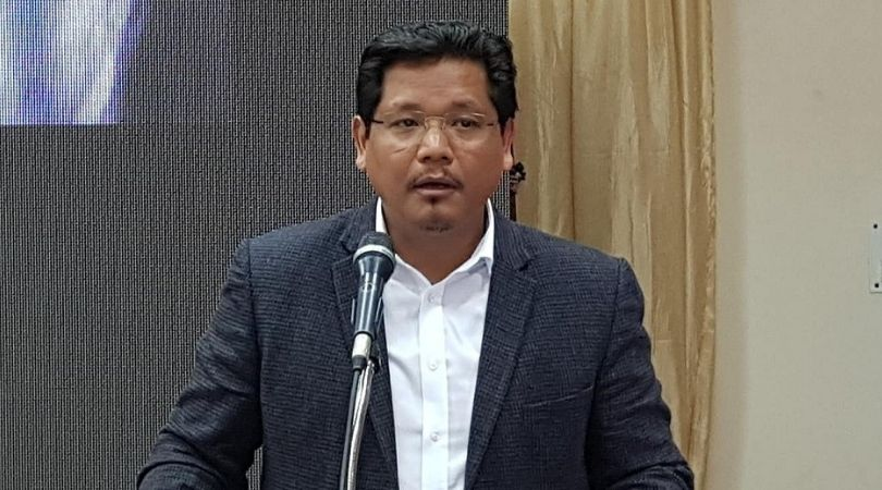 Four NPP MLAs leave Imphal to meet Conrad Sangma; decision to support or withdraw from Govt after meeting Conrad
