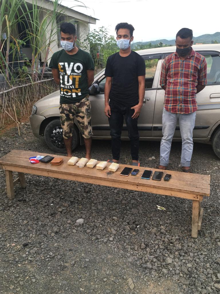 10,000 pieces WY Tablets seized