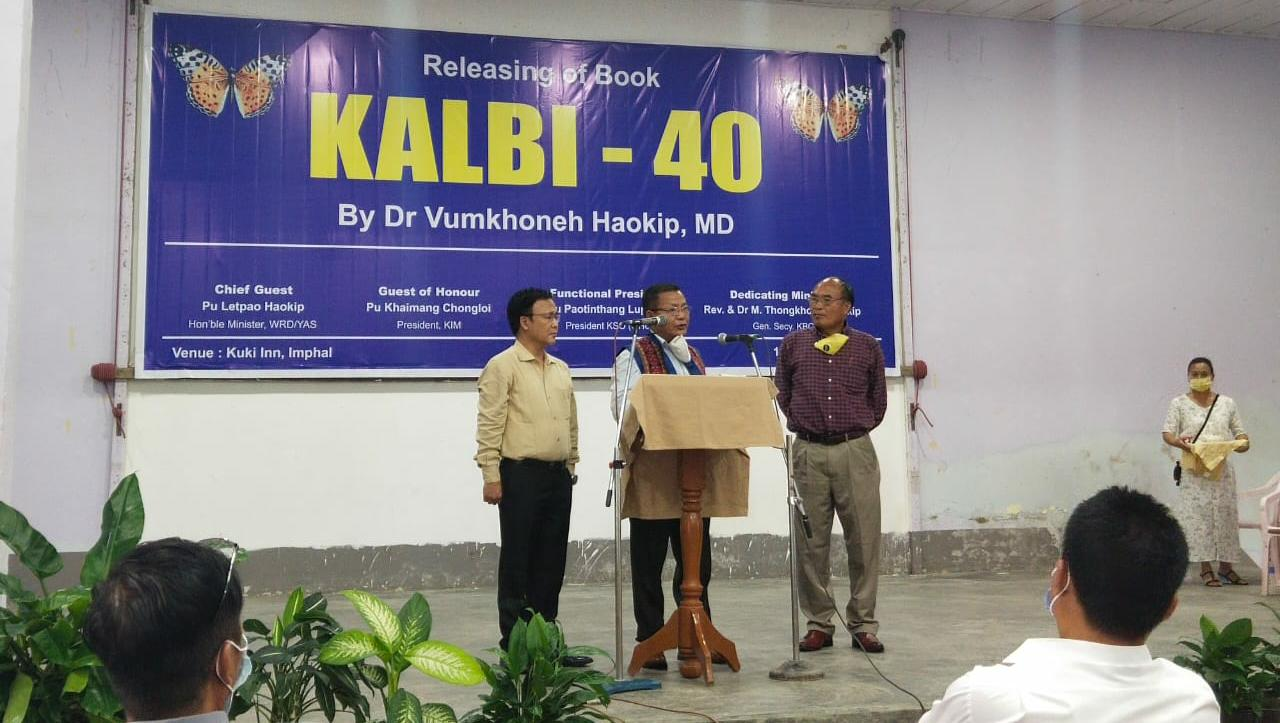 'Kalbi 40', a self-improvement and transformation book released