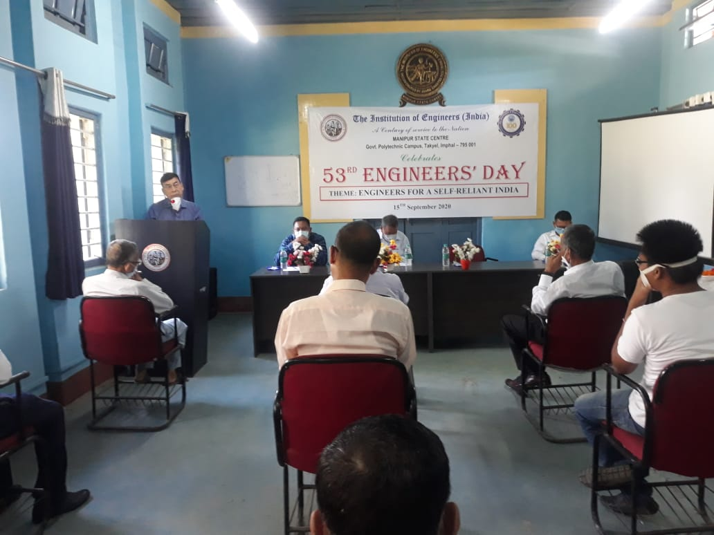 53rd Engineers Day observed