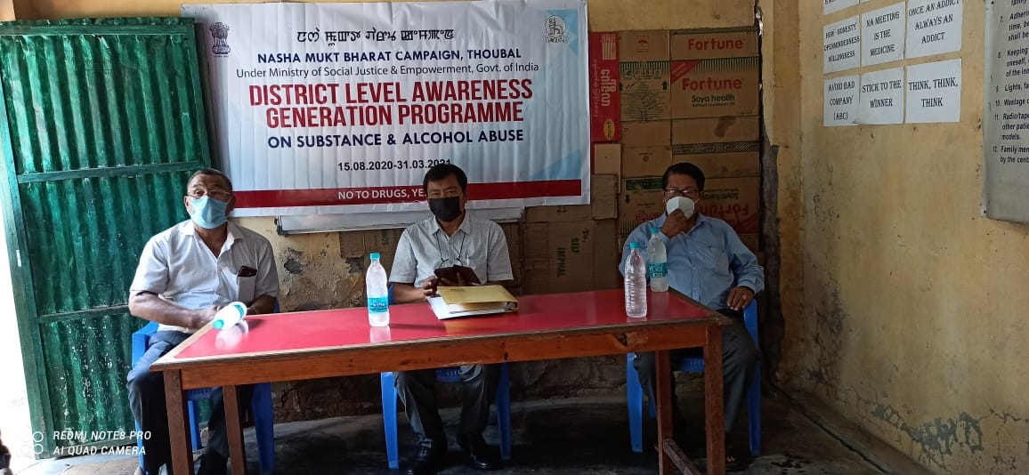 State level awareness prog on Substance and Alcohol Abuse