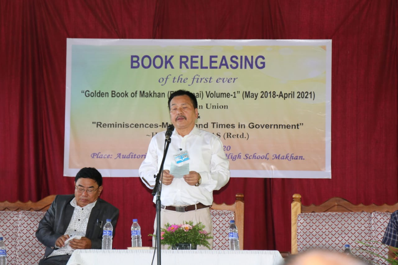 Autobiography of former IAS officer released