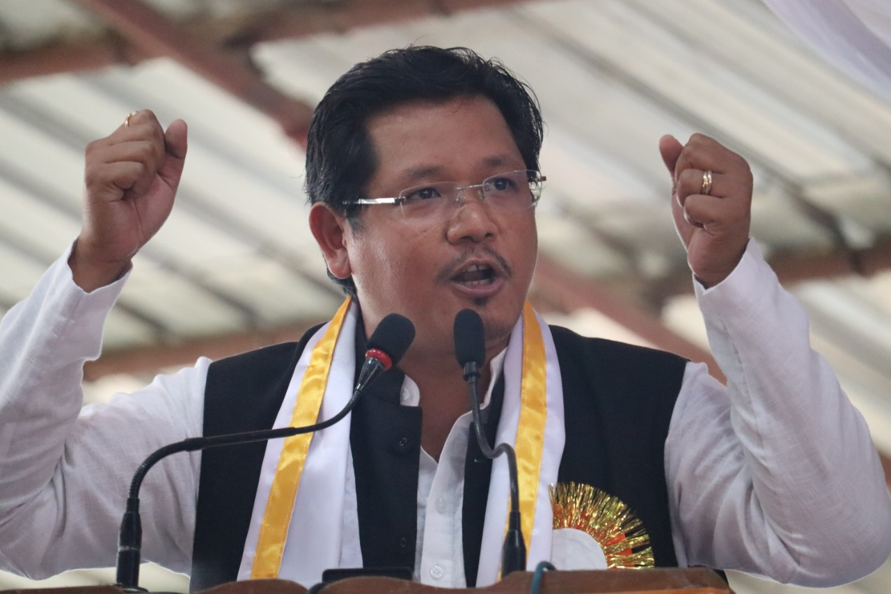 NPP confident of winning by-election, will continue to support BJP in Manipur: Conrad Sangma