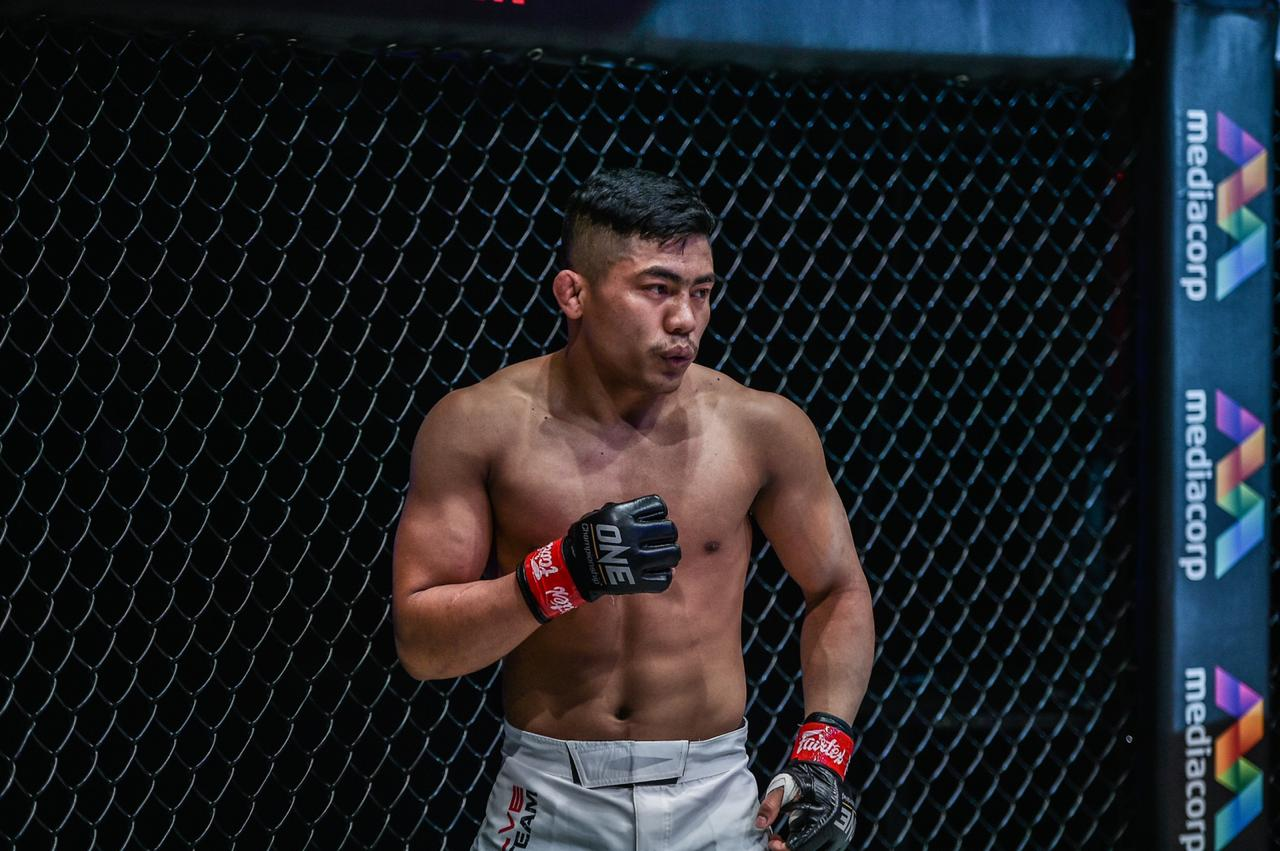 Indian Fighter Roshan Mainam secures another win in ONE Championship