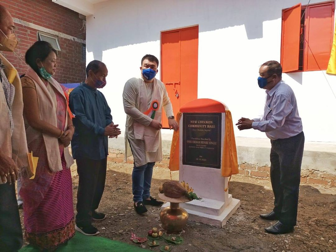 Minister Henry inaugurates New Checkon Primary School