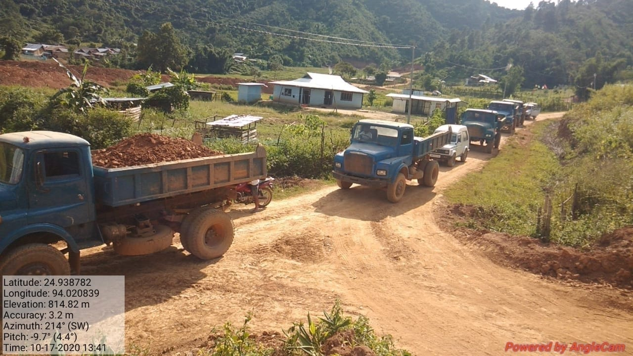 7 arrested for illegal quarrying in PFA along with 5 tipper trucks, 2 JCBs